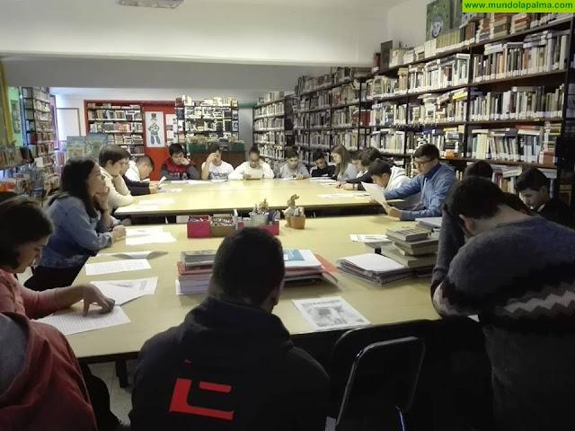 """Biblioteca de Tazacorte continua el proyecto """"ENCUENTROS"""""""