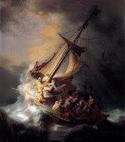 Шторм на Галилейском море