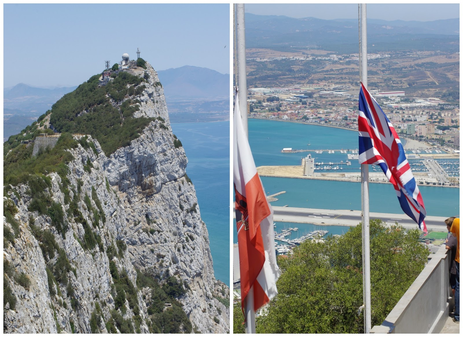 Gibraltar travel series holiday Spain