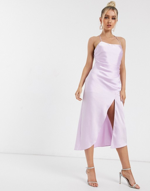 SLIP DRESS FASHION