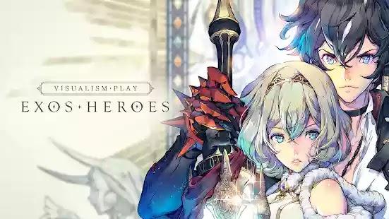 عرض عن أبطال إكسوس Exos Heroes العاب RPG