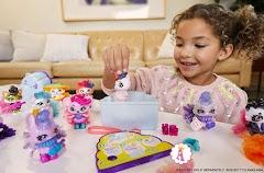Новые сюрпризы в облачках Mattel Cloudees: разноцветные питомцы