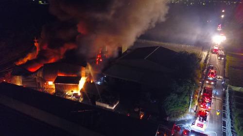 Seorang Pekerja Migrant di Taiwan yang Terjebak Kebakaran Pabrik Di Changhwa Jum'at Pagi Tadi