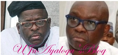 Whoever picks Fayose as running mate endangers his life - Kashamu