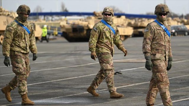 Trump ordena retirada de Alemania de 9500 de militares de EEUU