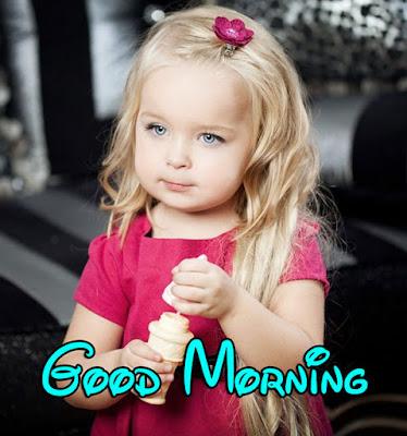 good morning baby girl pic