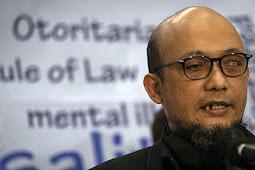 Novel Baswedan Sebut Nasib Pegawai KPK Berada di Tangan Jokowi