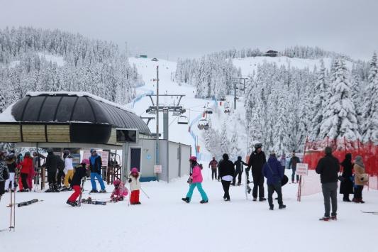 Ilgaz Kayak Merkezi Kastamonu