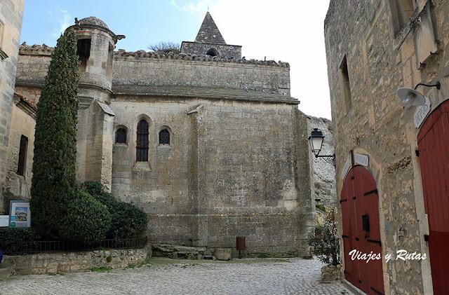 Iglesia de San Vicente de les Baux de Provence
