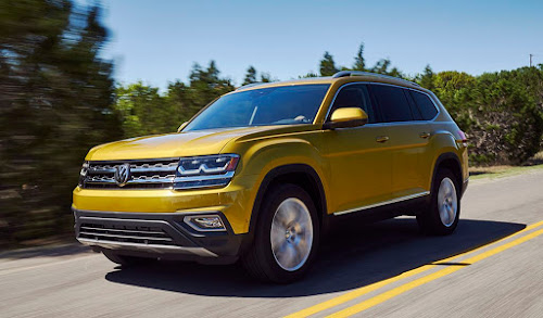 VW Atlas Named One Of The Best Cars For Families!
