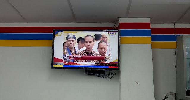 Kader Demokrat Boikot Indomaret karena Ada Iklan Jokowi