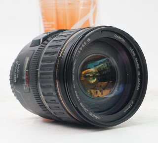 Lensa Canon 28-135mm IS USM 2nd