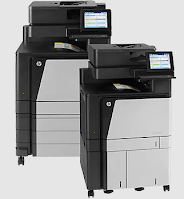 Télécharger HP Color LaserJet Enterprise Flow MFP M880z Pilote P