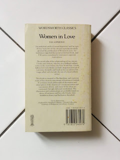 Wordsworth Classics: Women in Love