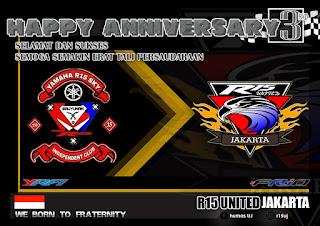 R15 Sky, R15 United Jakarta