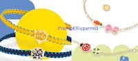 Logo Vinci gratis bracciali collezione Zodiaco e Fortuna