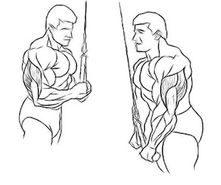 rope pulldown