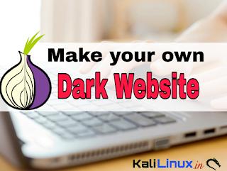host own dark web