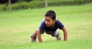 تدريب القوة العضلية للناشئين و الاطفال