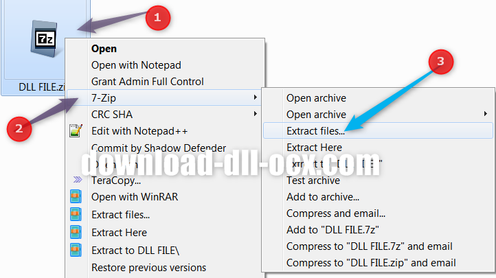 Extract the compressed file pxcj3260.dll in zip format