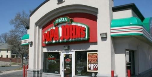 فروع ورقم وأسعار منيو بيتزا بابا جونز Papa John's