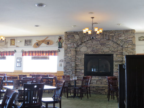Open Hearth restaurant