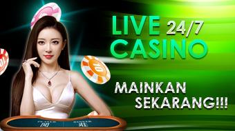 Live Casino Terbaik dan Terpercaya
