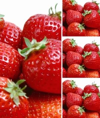 Manfaat Strawberry Buat Kesehatan