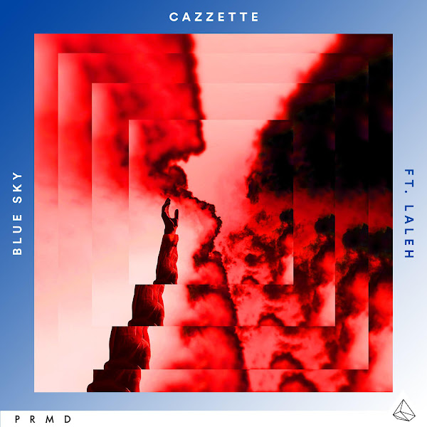Cazzette - Blue Sky (feat. Laleh) - Single Cover