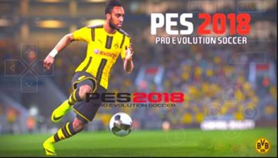 PES Jogress Evolution 2018 v3 PSP/PPSSPP + Save Data Full Transfer Terbaru