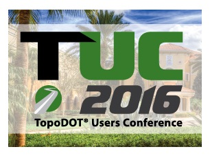 TopoDOT Users Conference 2016