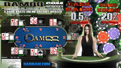 Cara mudah menang bermain bandarq online pokerv