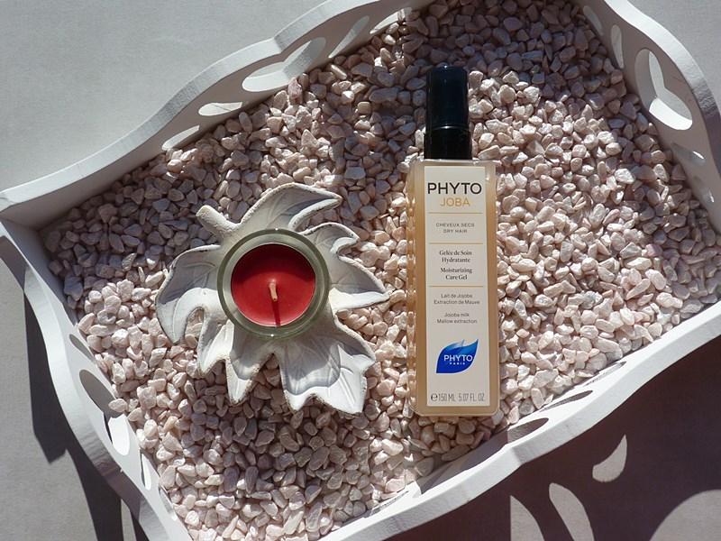 PHYTO  PhytoJoba żel nawilżający i wygładzający włosy, antifrizz