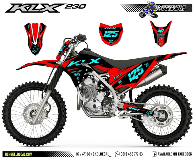 KLX 230 - R - MR002