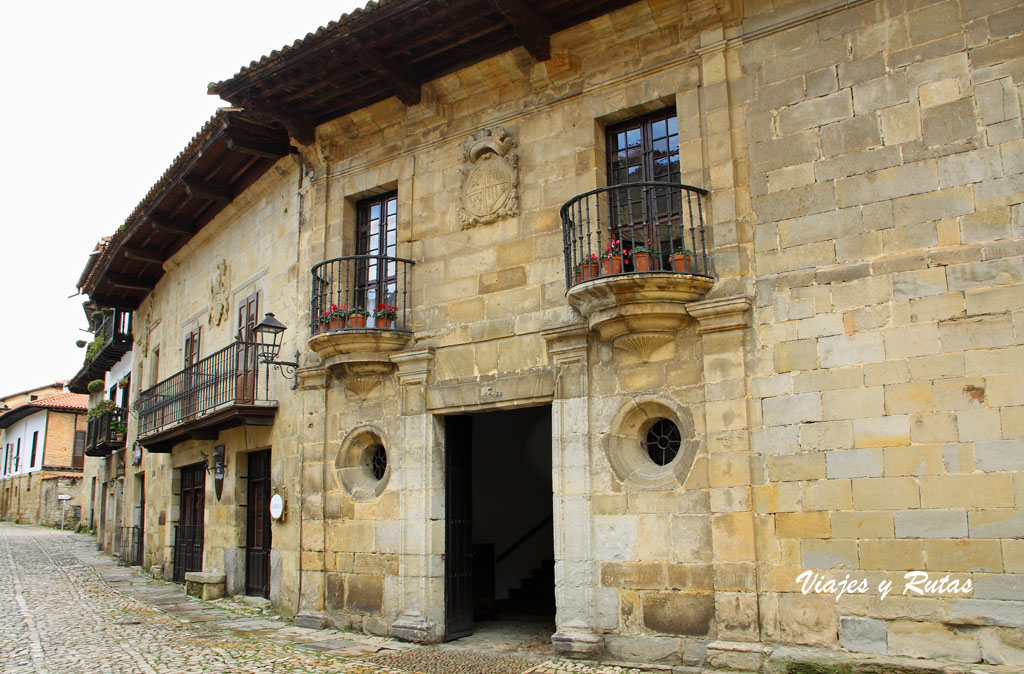 Casa de los Vila, Santillana del Mar