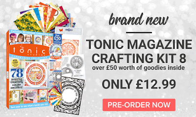 Tonic Magazine Crafting Kit 8