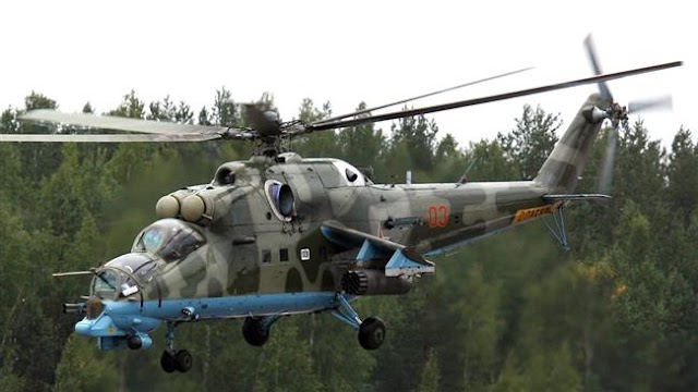 Two Russian pilots, officer killed in helicopter crash in DR Congo