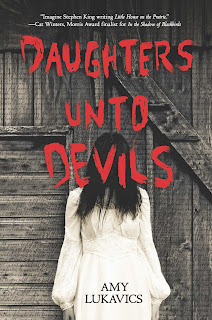 cover of Daughters Unto Devils by Amy Lukavics