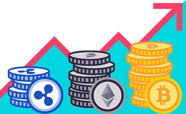 Ilustrasi Investasi Ethereum (ETH)