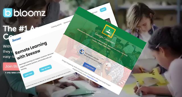 Beberapa Platform Pembelajaran Online yang Perlu Diketahui
