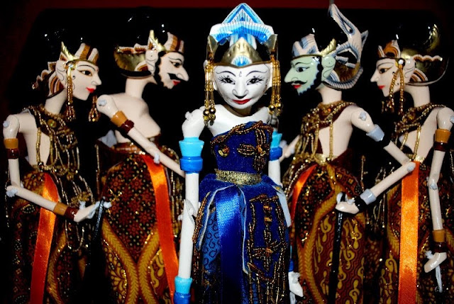 puppet culture of Indonesia