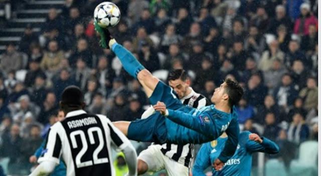 Uefa Goal Of The Season: And The Winner Is Ronaldo.