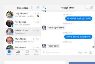 Facebook Messenger Latest Version Free Download