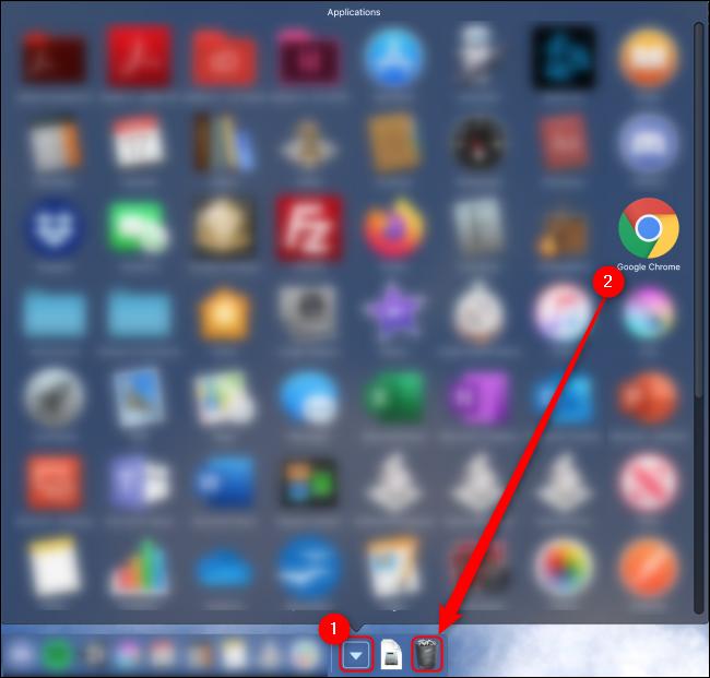 تطبيقات macOS