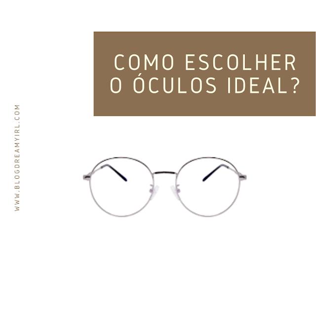 Qual tipo de óculos combina com o seu rosto?