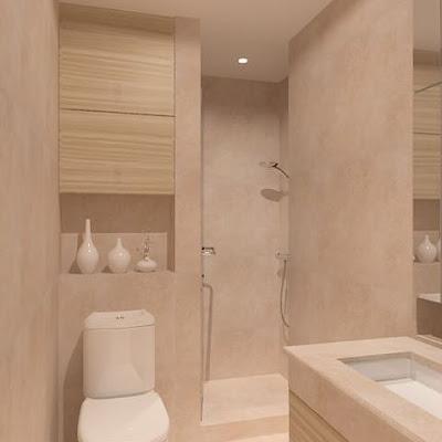 Kamar mandi terbaru paling cantik