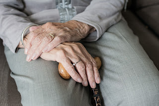 Why The Elderly Are At Greater Risk Of Coronavirus