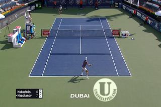 Dubai Duty Free Tennis Championships Eutelsat 7A/7B Biss Key 24 February 2020
