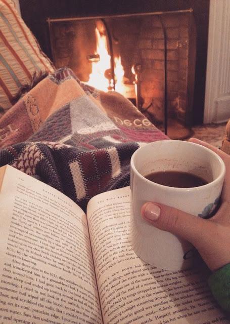 Cosy winter vibes….