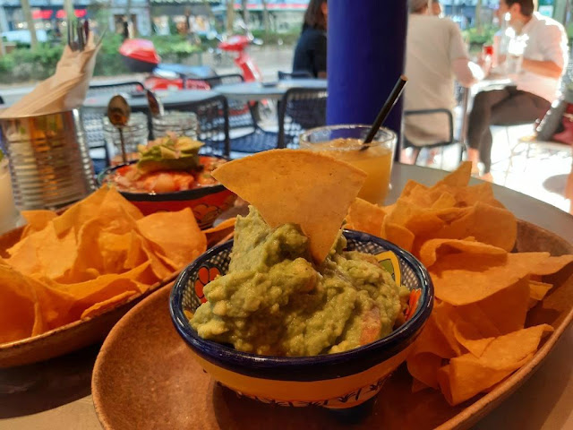 Acà cuisine mexicaine taqueria restaurant paris pigalle